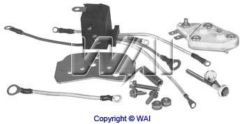 WAI Kit, Alternator Parts 49-1108