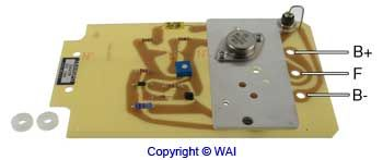 WAI Regler D447P