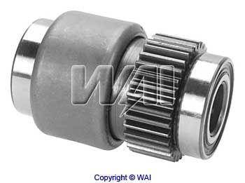 WAI Anlasser Ritzel Kupplung 54-82409