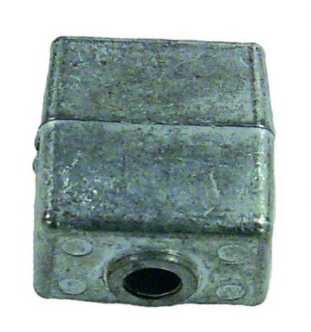 Anodenblock Universal für OMC, Johnson, Evinrude Sierra 18-6024 Zink