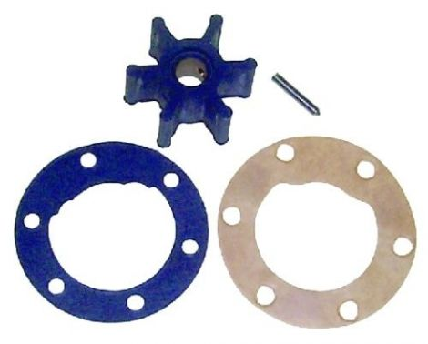 104211-42070, 3586494, 4528-0001 Impeller Kit für Yanmar, Volvo Penta, Jabsco, Johnson, Sherwood