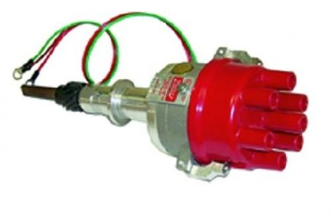 Verteiler mit Unterbrecher 9-26308, YLM673AV für 4-Zylinder von Sierra Marine Parts 18-5486