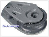 Lewmar Fußblock 30 mm max. 8mm Seil