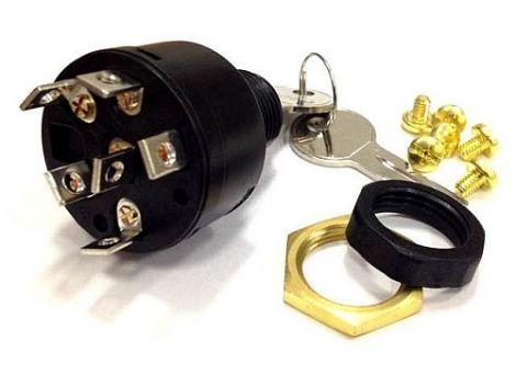 Zündschloss 87-17393, 87-88107, 87-88107A5 Sierra MP41000