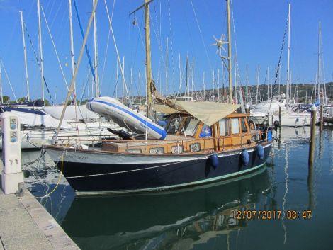 Nauticat 33 Motorsegler