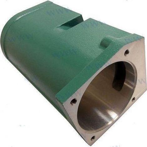 Ölkühler Gehäuse aus Alu für Volvo Penta AQ 30, 31, 40, 41, 42