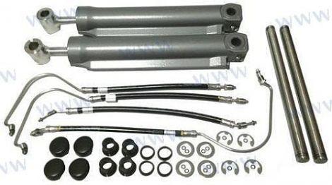 Trimmzylinder Satz 3850683, 3852392, 3852414, 3885196 für OMC, Volvo Penta SX