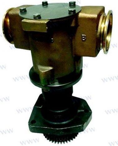 Wasserpumpe 196-8895 für Caterpillar C15, C18 Serie 3406E