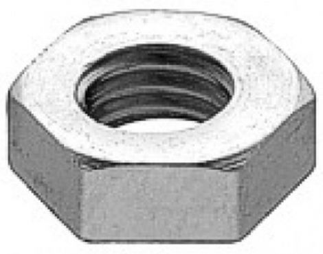 TENAX® TE09 Mutter M5 - 10 Stück
