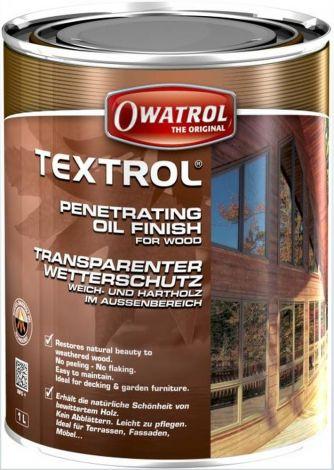 Owatrol TEXTROL Transparent für aussen 1L
