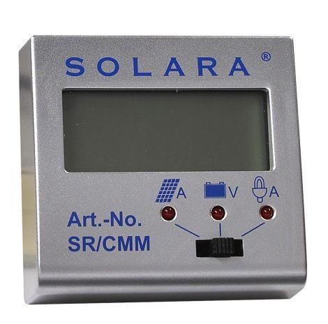 Solara Fernanzeige für Regler SR135TL