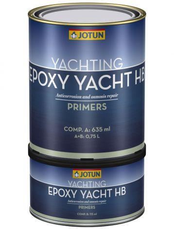 Jotun Epoxy Yacht HB A+B 0,75 l