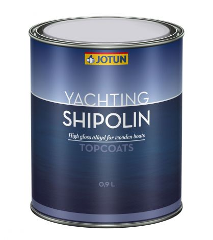 Jotun Shipolin Decklack 1 l, weiß