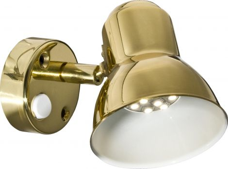 Båtsystem Classic SMD LED Messing