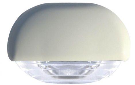 Hella Stufenleuchte LED 8-28V, Gehäuse weiß