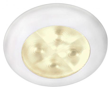 Hella Spotlight LED 12V, weißes Gehäuse