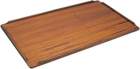 Roca Tischplatte Teak 800 x 550 mm
