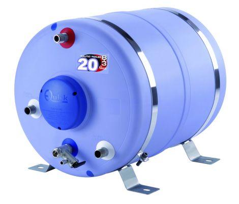 Quick Warmwasserbereiter, 20 l, zylindrisches Modell