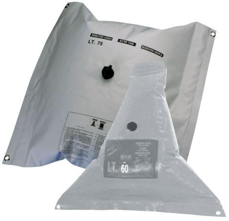 Flexibler PVC-Wassertank