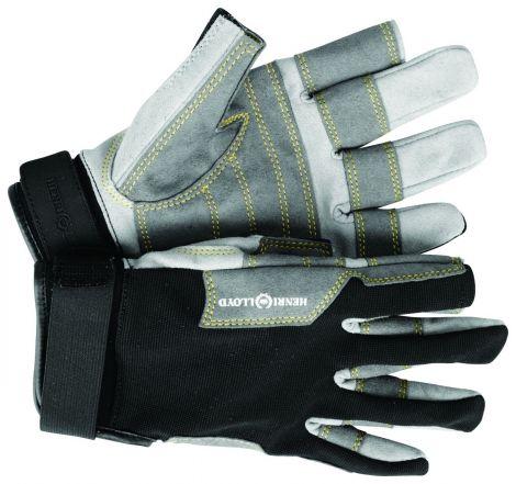Henri Lloyd Pro Glove lang Segelhandschuhe 2 Finger geschnitten M,L, XL